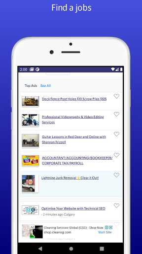 Canada buy and sell, Real Estate, Autos and jobs screenshot 4