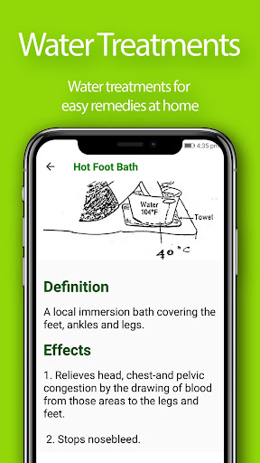 Herbal Home Remedies and Natural Cures screenshot 4