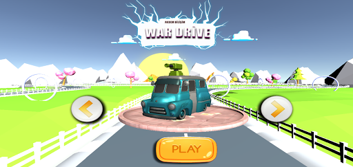 WarDrive screenshot 1