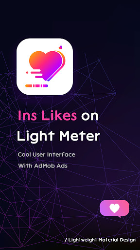 Ins Likes on Light Meter screenshot 1