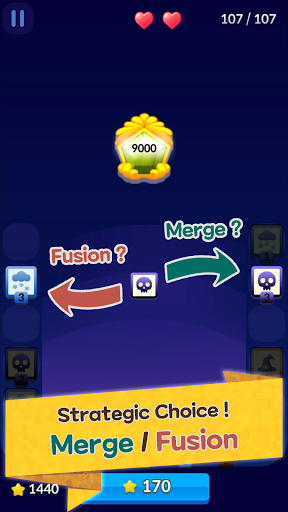 Merge Fusion Defense screenshot 2