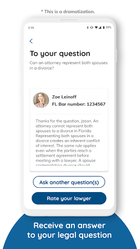 Lawzy - Legal Advice,Ask a lawyer screenshot 5