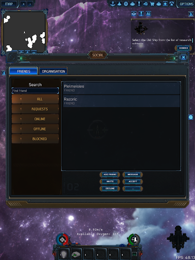 Voidspace (test servers only) screenshot 13