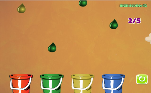 Paintdrops color-match screenshot 1