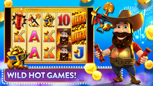 Slots: Heart of Vegas™ - Free Casino Slots Games screenshot 2
