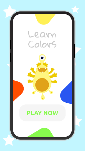 Color Learning For Kids screenshot 1