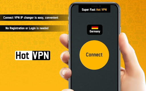 Super Fast Hot VPN-Super Fast VPN Proxy Lite VPN screenshot 1