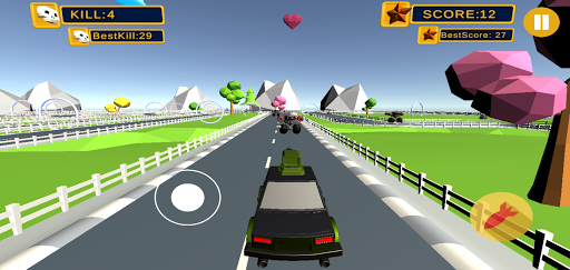 WarDrive screenshot 3