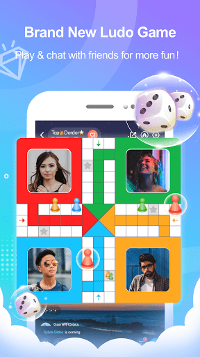 Kito - Chat fun, Free group chat, Ludo, clubhouse screenshot 1