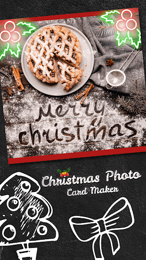 Christmas Photo Card Maker screenshot 2