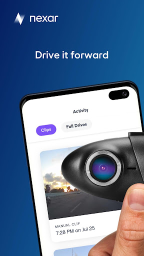Nexar - AI Dash Cam for Peace of Mind on the Road screenshot 1