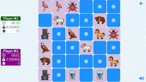 Memory cards free game. Pairs. Concentration. screenshot 21