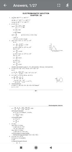Physics Problems & Solutions 屏幕截图 4