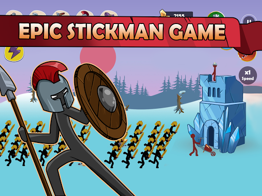 Stickman War Legend of Stick screenshot 9