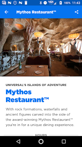 Universal Orlando Resort™ The Official App screenshot 6