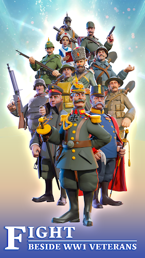 Game of Trenches 1917: The WW1 MMO Strategy Game screenshot 6