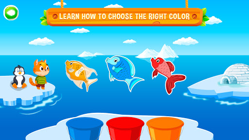 Games for toddlers 2+ screenshot 2