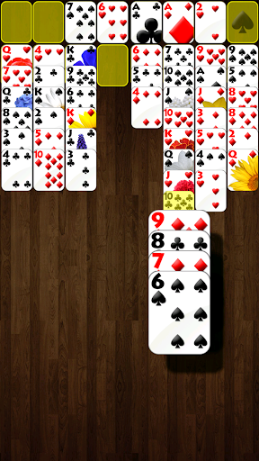 Freecell in Nature screenshot 2