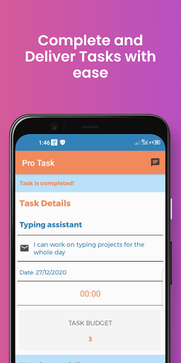 ProTask App screenshot 6