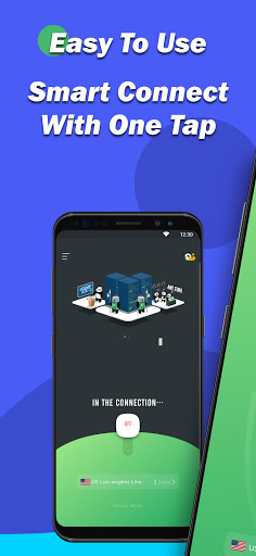 PandaVPN Free -To be the best and fastest free VPN screenshot 1