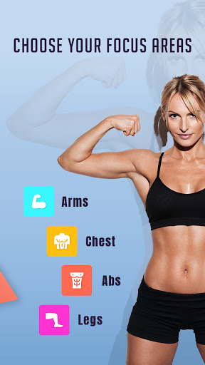 Daily Fitness-Weight loss fitness exercise screenshot 4