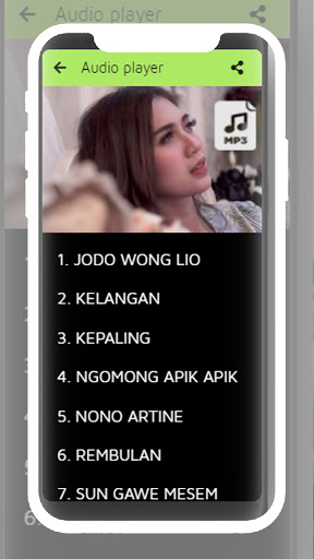 Lagu Banyuwangi Suliana Mp3 Offline screenshot 5
