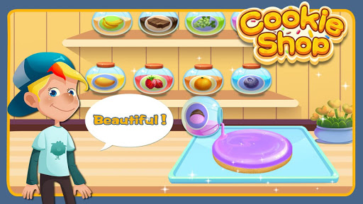 🍪🍪Cookie Shop screenshot 13