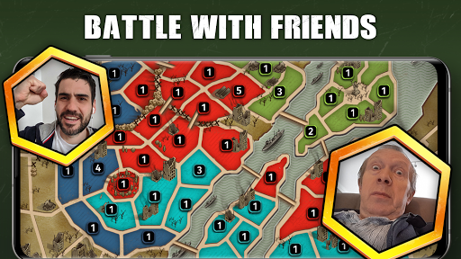 B&H: WW2 Strategy, Tactics and Conquest screenshot 12