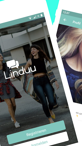 Linduu, and you? Date, Flirt, Chat, Meet Friends screenshot 2