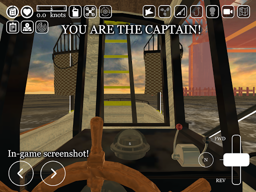 Boat Game 🎣 screenshot 9