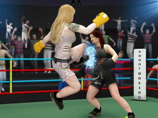 Kickboxing Fighting Games screenshot 8