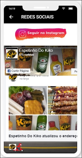 Espetinho do Kiko screenshot 4