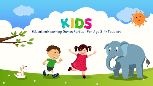 Toddlers Learning Baby Games screenshot 1