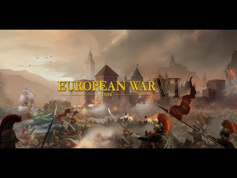 video review of European War 6
