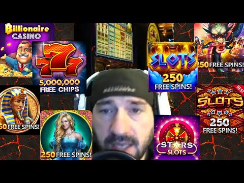 8 FREE CASINO SLOT GAMES by HuuugeGames Slots Machine Machines Game Review Gameplay Youtube YT Video