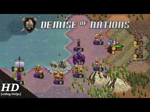 Demise of Nations Android Gameplay [1080p/60fps]