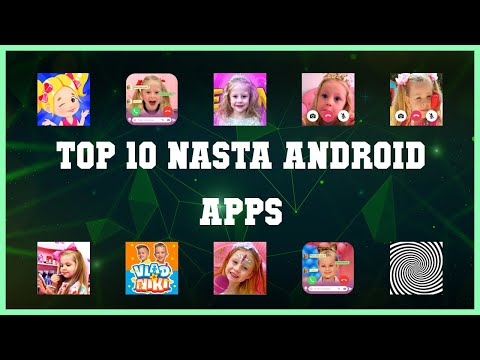 Top 10 Nasta Android App   Review