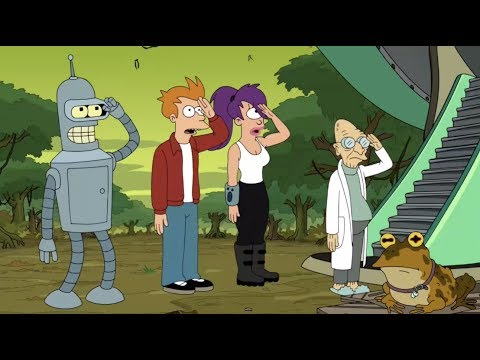Futurama: Worlds of Tomorrow - NEW EPIC Adventure with Fry, Bender, Leela & Co.