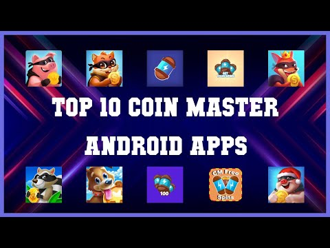 Top 10 Coin Master Android App | Review
