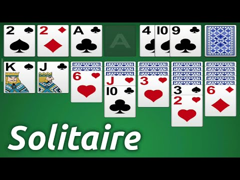Solitaire : Classic Casual Card Game for Android & iOS