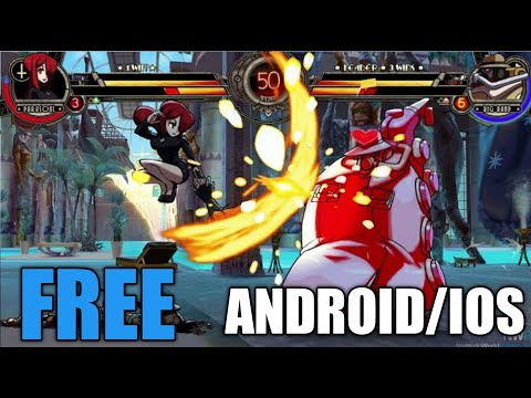 Skullgirls Fighting RPG Game Free Download For Android and IOS | Best RPG Fighting Game #techalihd