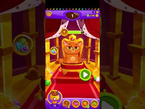 Bubbu Jewels – My Virtual Pet Game Puzzle (Android Gameplay Video)