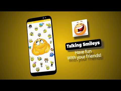 video review of Talking Smileys