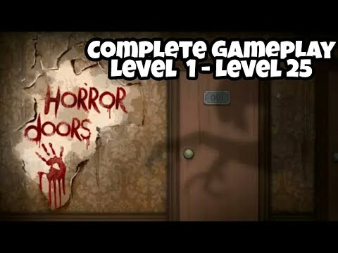 100 Doors Horror ( Complete Gameplay ) - by NSP Apps   Android Gameplay  