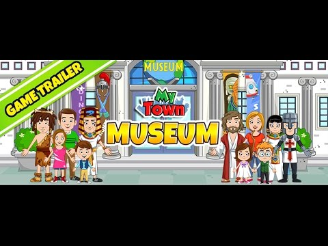 video review of My Town : Museum Free