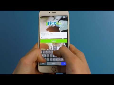 Logging into Your Fongo Works Mobile Account