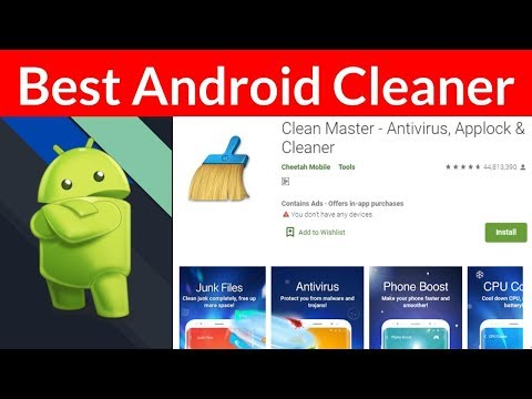 Best Android Cleaner Apps 2020