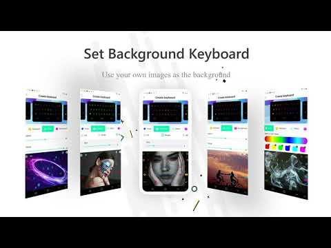 video review of LED Keyboard