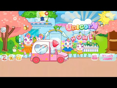 video review of Mini Town: Unicorn Home
