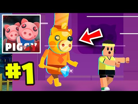Piggy Game for Robux - Gameplay Walkthrough Part 1 Make Robux (Android)